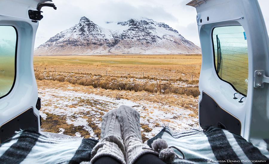 viajar en campervan