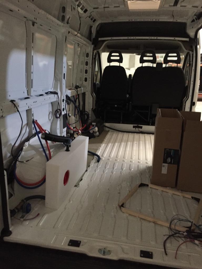 camperización furgonetas